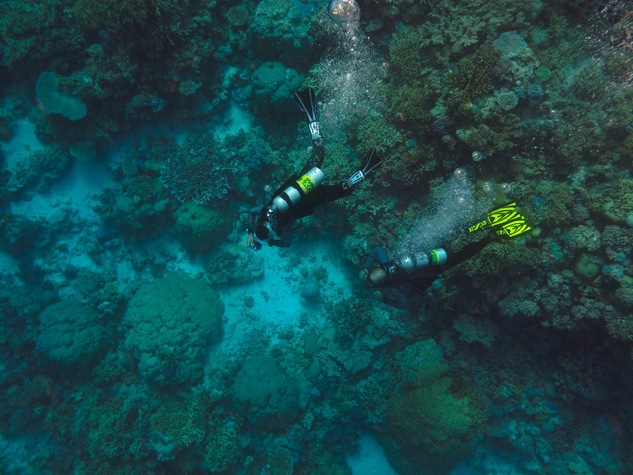 水深と圧力の関係