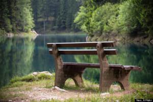 Grüner See (Green Lake), Tragöß, Styria, Austria