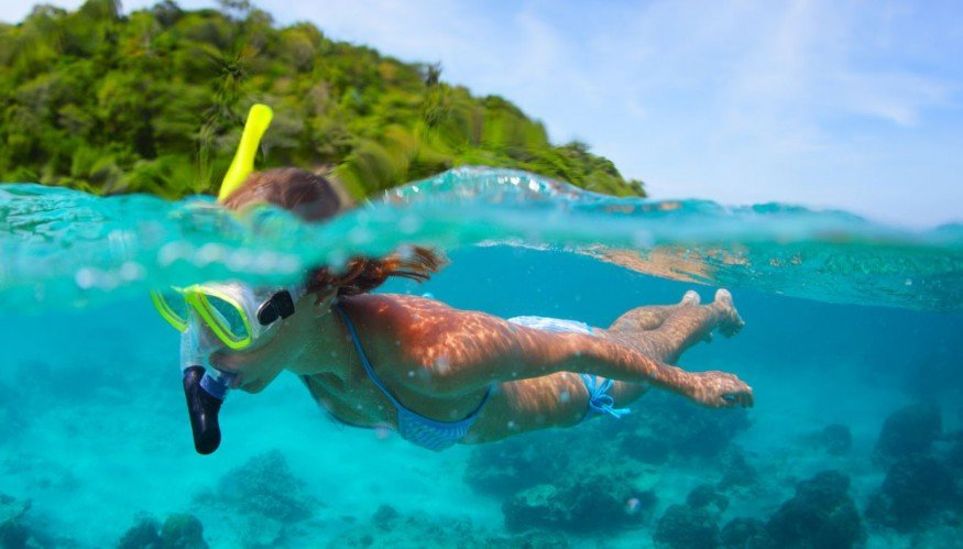snorkeling-in-the-surface