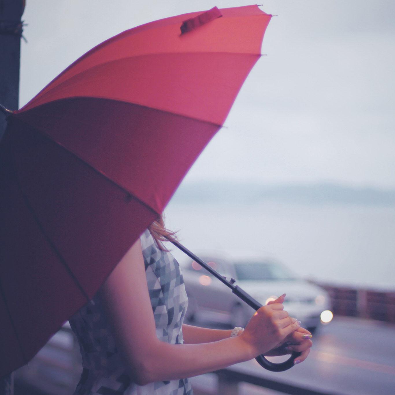 梅雨のメリットを必死に考えてみた。