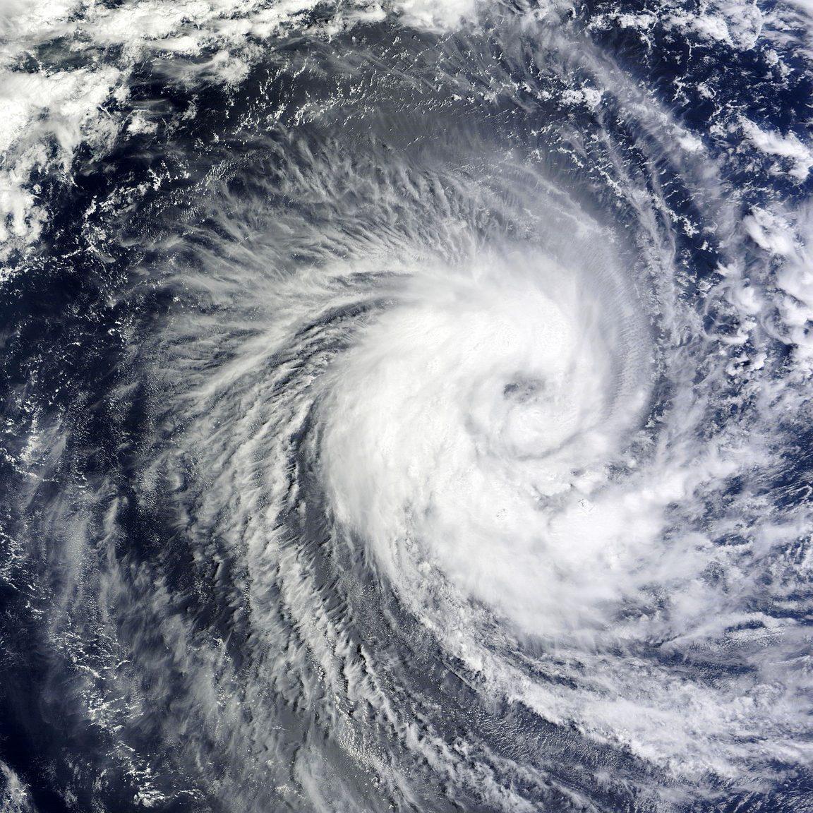 知られざる…台風のメリットって??