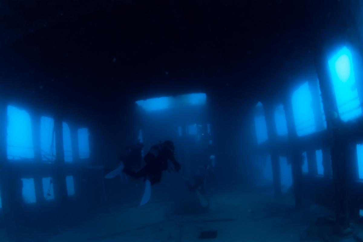 【レックダイビング】ダイバーだけが見れる沈船スポットー国内編